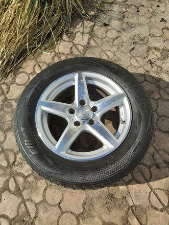 Колеса диски ZV 5×110  195/65 R15 Matador Elite 3 (лето)