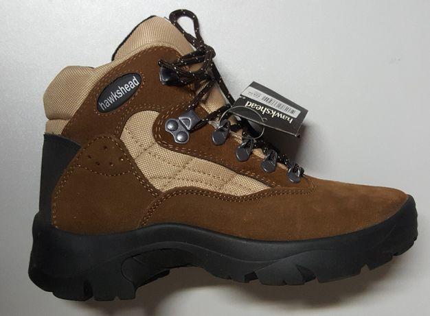 Buty trekingowe SKÓRA! Rozm 41 długość wkładki 27cm