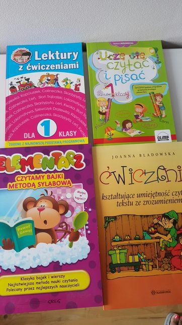 Nauka czytania 1 klasa