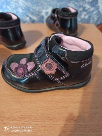 Дитяче взуття, кларкси