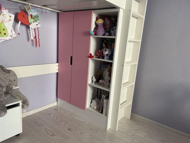 Łóżko biurko IKEA