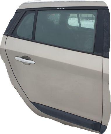 Renault megane III 3 kombi drzwi prawe tylne prawy tył kolor tehnk