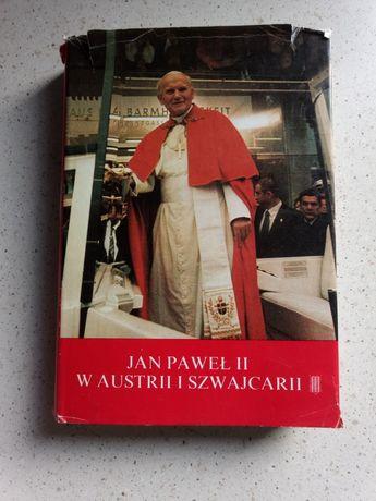 Jan Paweł II w Austrii i Szwajcarii
