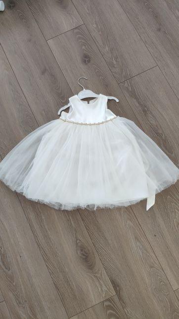 Снежинка Платье нарядное для принцессы, фатин zironka