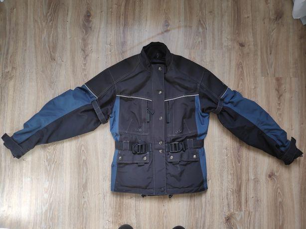Damska tekstylna kurtka motocyklowa firmy Hein Gericke rozmiar 40