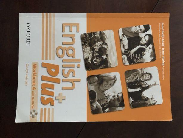 English Plus Workbook 4 Oxford