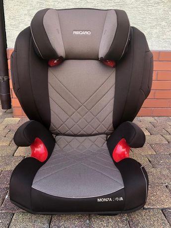 Fotelik samochodowy Recaro Monza Nova 2 seatfix z głośnikami 15-36kg