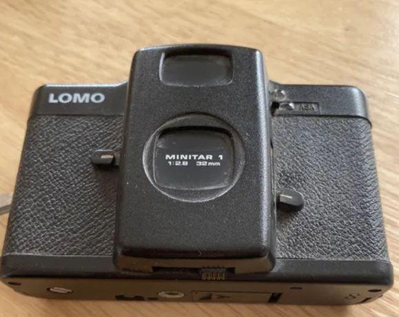 Aparat analogowy firmy LOMO