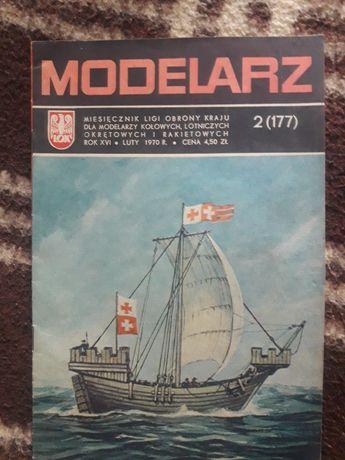 Modelarz luty 1970rok