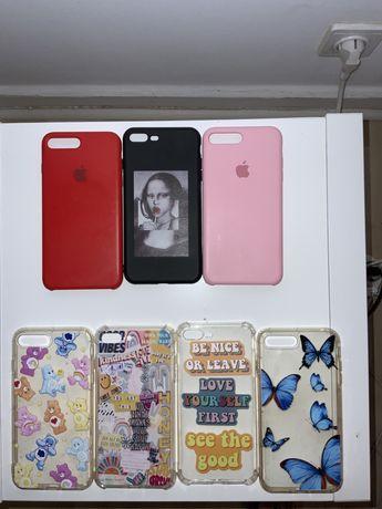 Capas iphone 7 e 8 plus