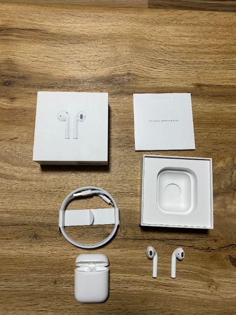 Sprzedam słuchawki Apple Airpods