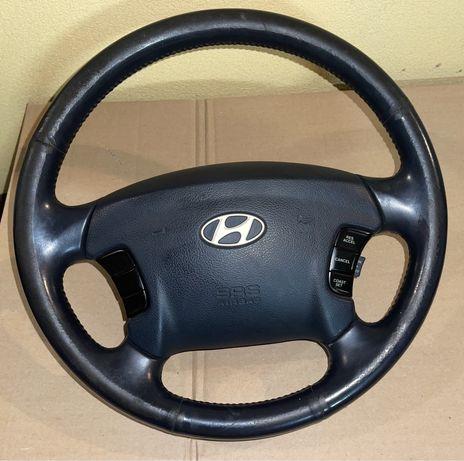 Kierownica Poduszka kierownicy Hyundai Sonata 3.3i 2005r