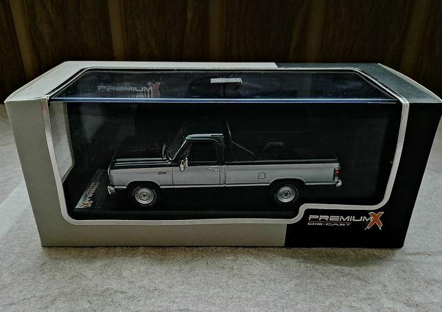 1:43 Dodge Ram Pick-Up Truck – Premium X
