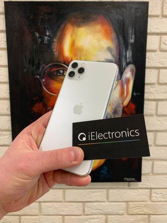 iPhone 11 Pro Max Silver 64 GB с витрины! ОПЛАТА ЧАСТЯМИ от Monobank