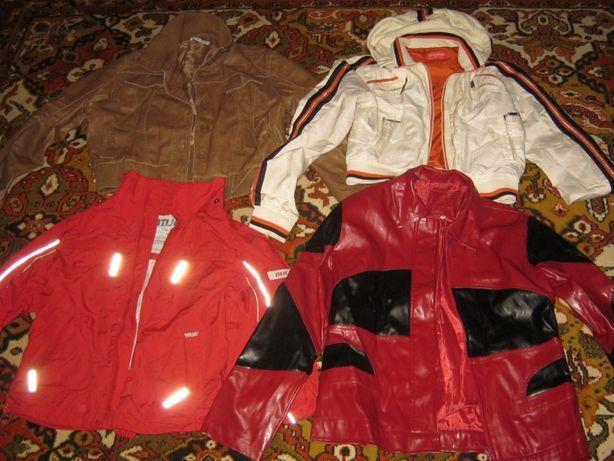 Куртки на девочку -подростка рост 158-164.
