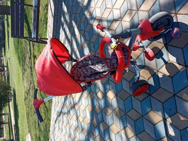 Продам детский велосипед Strolly compact