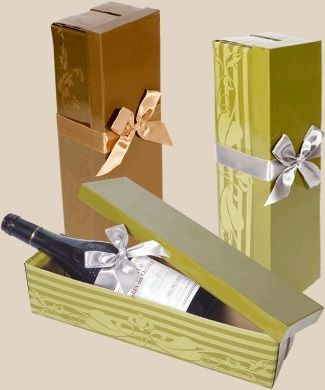 Pudełko składane na wino. UWAGA- LIKWIDACJA SKLEPU. OKAZJA