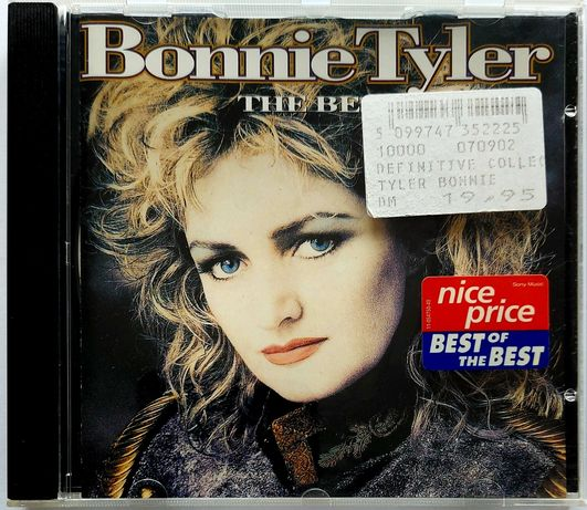 Bonnie Tyler The Best Of 1993r