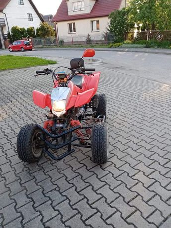 Quad Jinling 200cc
