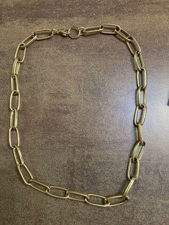 HIT Najmodniejszy naszyjnik łańcuch NOWY