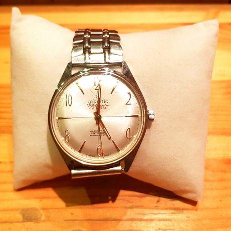 Oryginalny zegarek atlantic waterproof