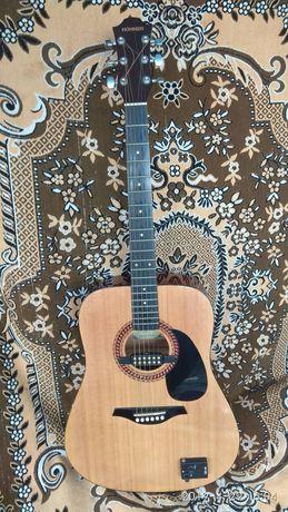Продам акустическую western-гитару