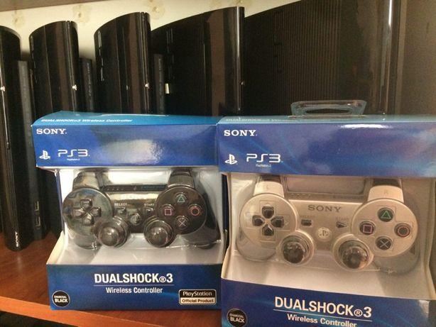 Sony PS3 Super Slim 120 Гб + ИГРЫ НА ВЫБОР