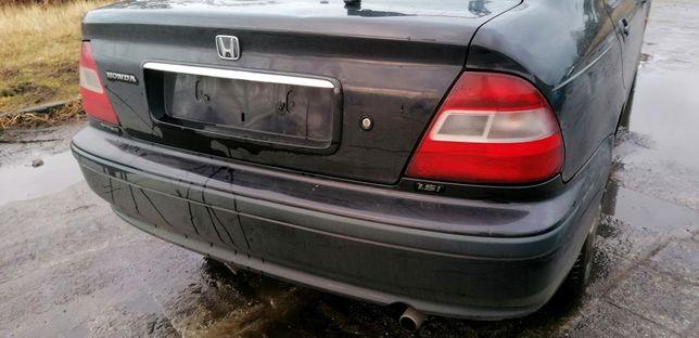 Honda Civic 1.5i zderzak tył kompletny