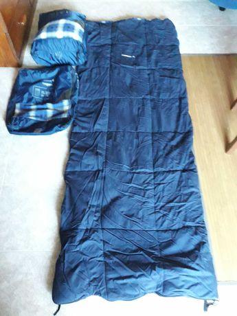 Sacos cama Campingaz/sem uso