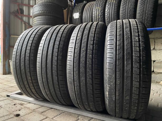 лето 225/60/R17 7мм Pirelli 4шт шины шини летние