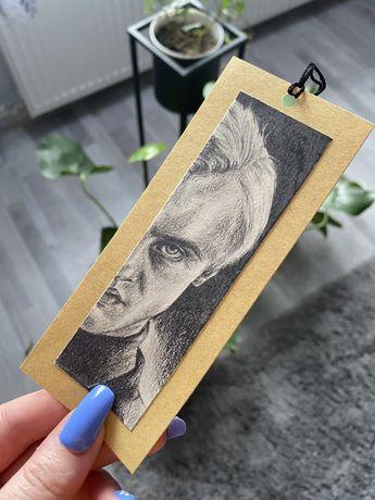 Zakładka Draco Malfoy harry potter gprince
