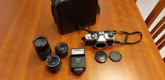 Máquina fotográfica Porst