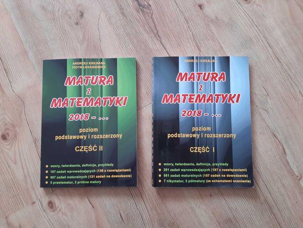 Książki do matematyki Kiełbasa