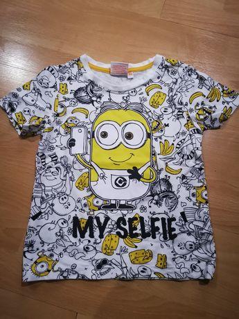 Tshirt koszulka krótki rękaw 104 cool club