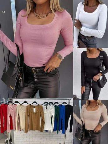 Świetne bluzeczki damskie