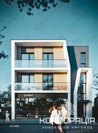 Продаж 1-км квартири в ультрасучасній новобудові, поруч центр, річка
