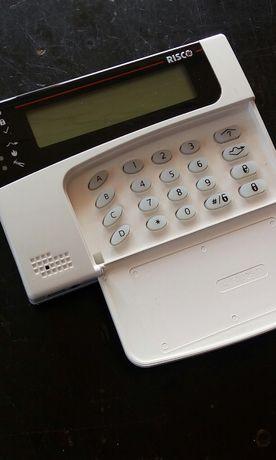RISCO-alarm Płyta główna+manipulator