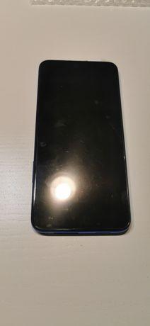 Ecrã com moldura azul Huawei P smart z