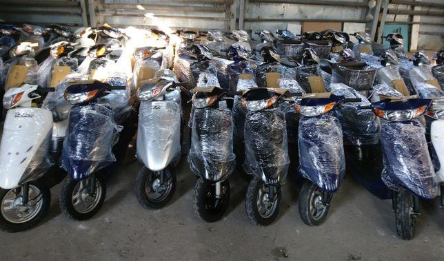 Скутер, мопед, мотороллер из Японии. Прямые поставки, огромный выбор
