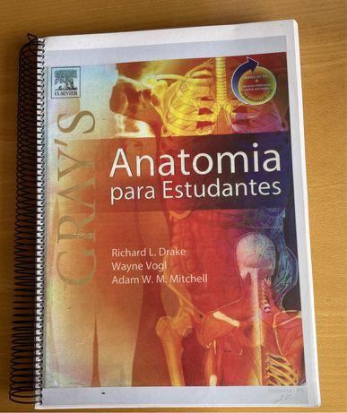 Gray's - Anatomia para Estudantes, capítulo 7 e 8 a cores