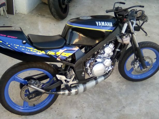 Yamaha TZR 50 4EU motor 125