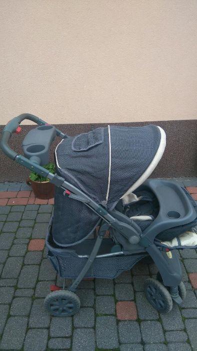 wózek spacerowy Euro Baby z ocieplaczem Łapy - image 1