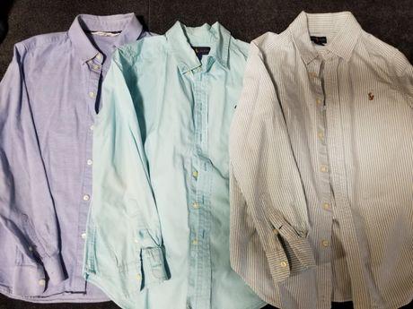 Рубашки школьные Ральф Лорен 3 шт