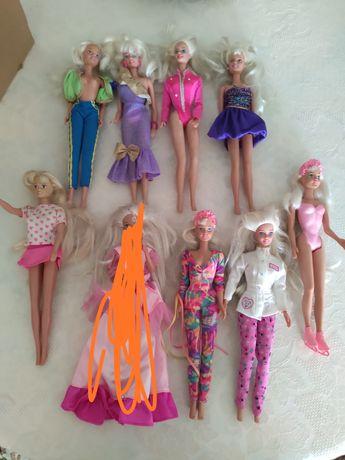Bonecas Barbies 1966/1976