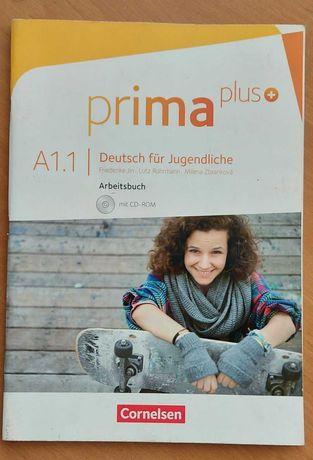 Учебник Prima A1.1, Cornelsen