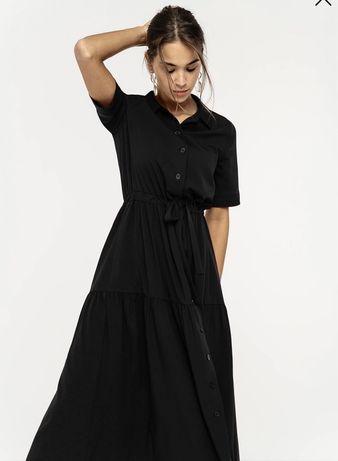 Новое платье-рубашка на кулиске Befree, p.M
