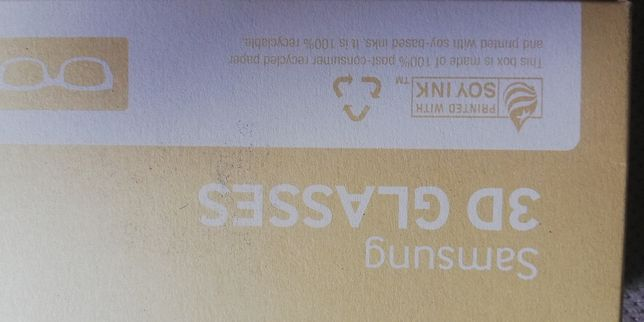 Samsung SSG 5100GB okulary 3D