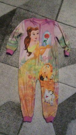 Kombinezon,przebranie,piżama,Piękna i Bestia,Bella,Hallowen