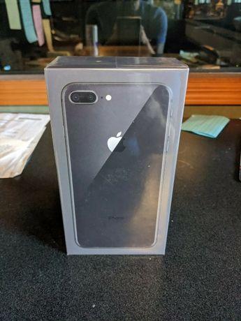 iPhone 8 Plus 128 Gb, Space gray, Новый!