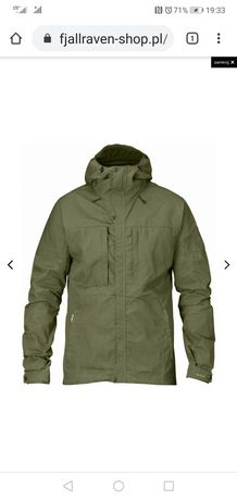 Fjallraven Skogso jacket